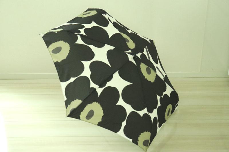 マリメッコ 折りたたみ傘 レビュー