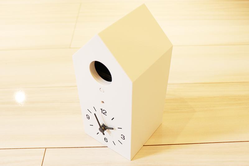 無印良品 鳩時計・通常タイプ